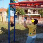 ΚΔΑΠ - Καλλιθέα - συντήρηση παιδικής χαράς